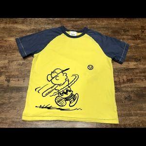 Hanna Andersson Peanuts Shirt